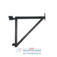 "23"" Angle Iron Saddle Side Bracket 