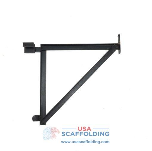 "23"" Angle Iron Saddle Side Bracket | Scaffolding Accessories | USA Scaffolding"