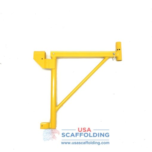 "Scaffolding accessories at USA Scaffolding - Adjustable Side Bracket 20""-30"""