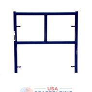3'X3' Single Ladder Scaffolding Frame