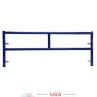 5'X2' Single Ladder Scaffolding Frame - blue safeway style
