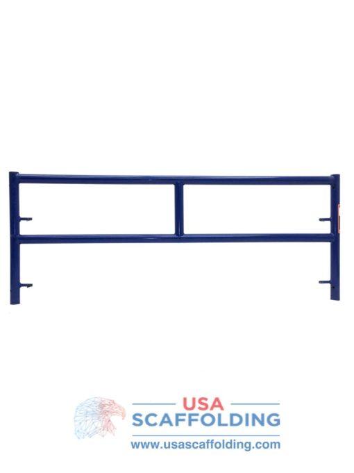 5'X2' Single Ladder Scaffolding Frame - blue safeway style