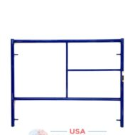5'X4' Single Ladder Scaffolding Frame