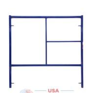 5'X5' Single Ladder Scaffolding Frame - blue safeway style