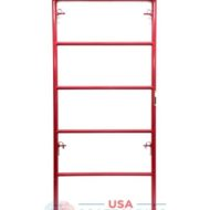 "3'X6'7"" Ladder Scaffolding Frame Waco Style"