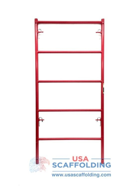 3\' x 6\'7″ W-Style Scaffold Ladder Frame | USA Scaffolding