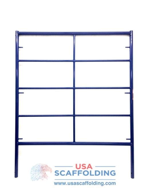 "5'X6'4"" Double Box Triple Ladder Scaffolding Frame"