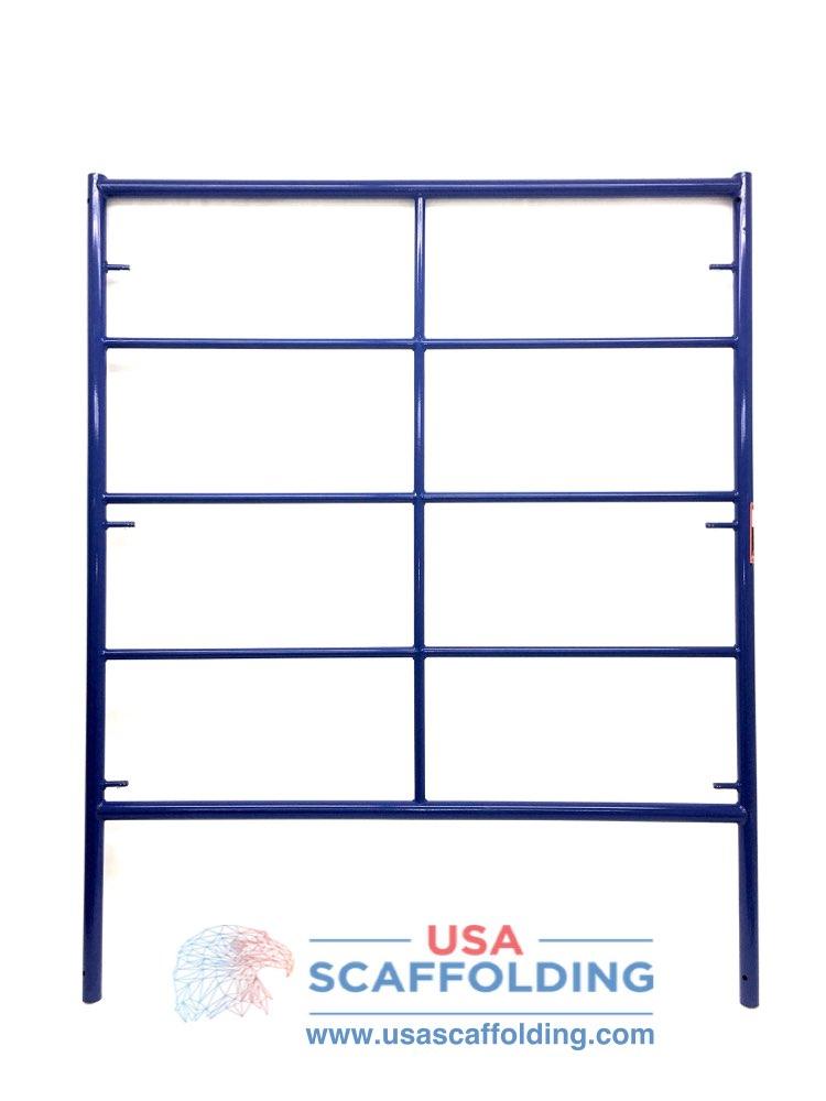 5\' x 6\'4″ S-Style Double Box/Triple Ladder Frame | USA Scaffolding