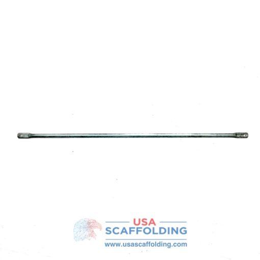 Guard Rail for Scaffolding all sizes 2' through 10'
