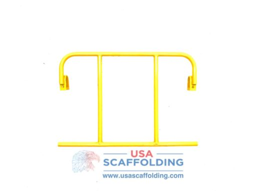Guardrail End Panel for Scaffolding | Scaffolding Fall Protection