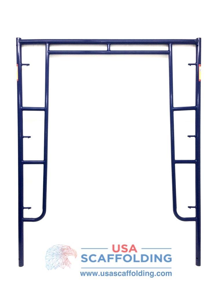 5\' x 6\'4″ Walk-Thru Scaffold Frame | USA Scaffolding