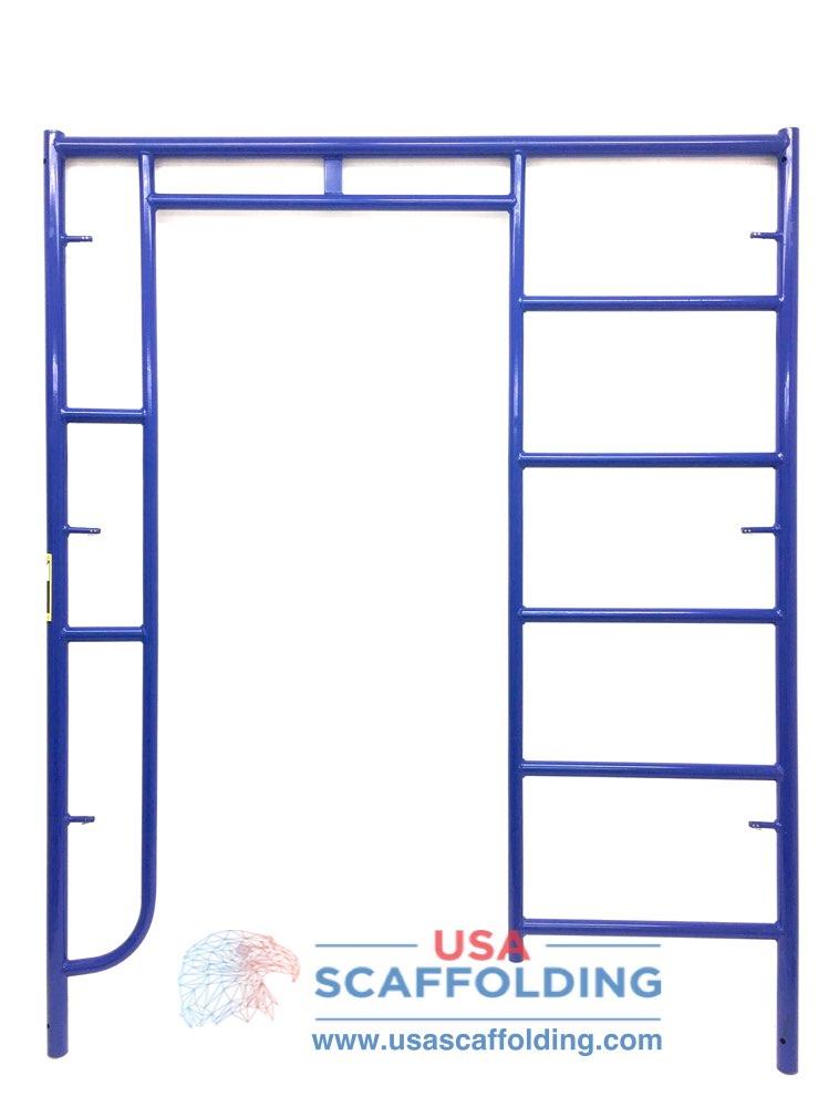 5\' x 6\'4″ Walk-Thru/Ladder Frame | USA Scaffolding