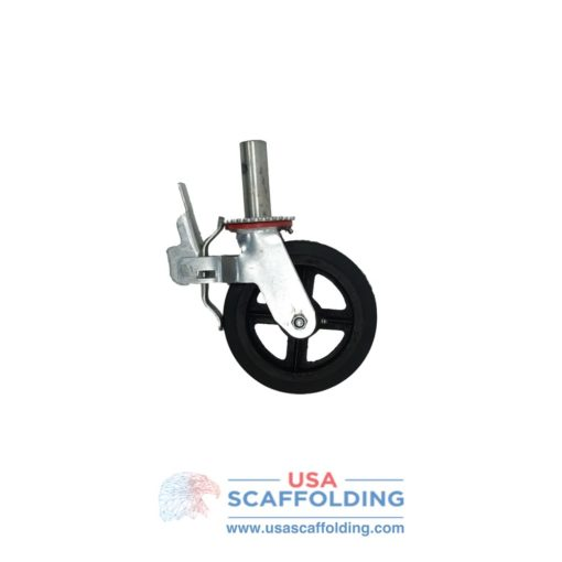 Scaffold caster wheels for sale at USA Scaffolding