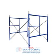 "5'X5"" single ladder set of scaffolding frames"