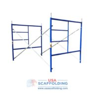 Sets of Scaffolding for Sale at USA Scaffolding - 5x5 double ladder frame set