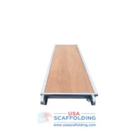 Aluminum Deck with Plywood Insert for Sale at USA Scaffolding