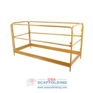 Steel Guardrail Assembly for Multipurpose (Baker) Scaffolding