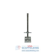 Swivel Screw Jack (leveling jack) for Scaffolding