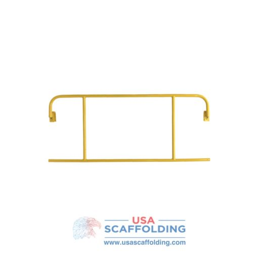 scaffolding guard rail end panel for sale at USA Scaffolding